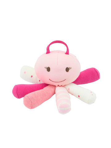 Lovey Bunny Blanket Friend - Pink