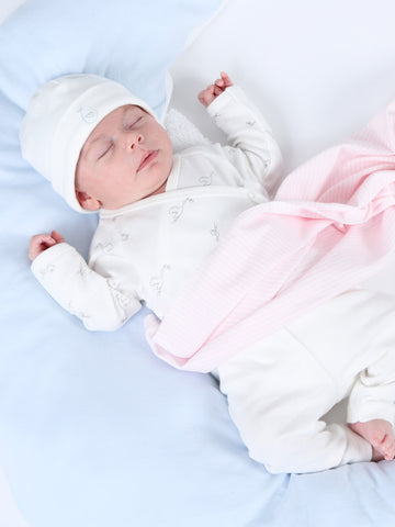Muslin Swaddle Blanket - Light Peach