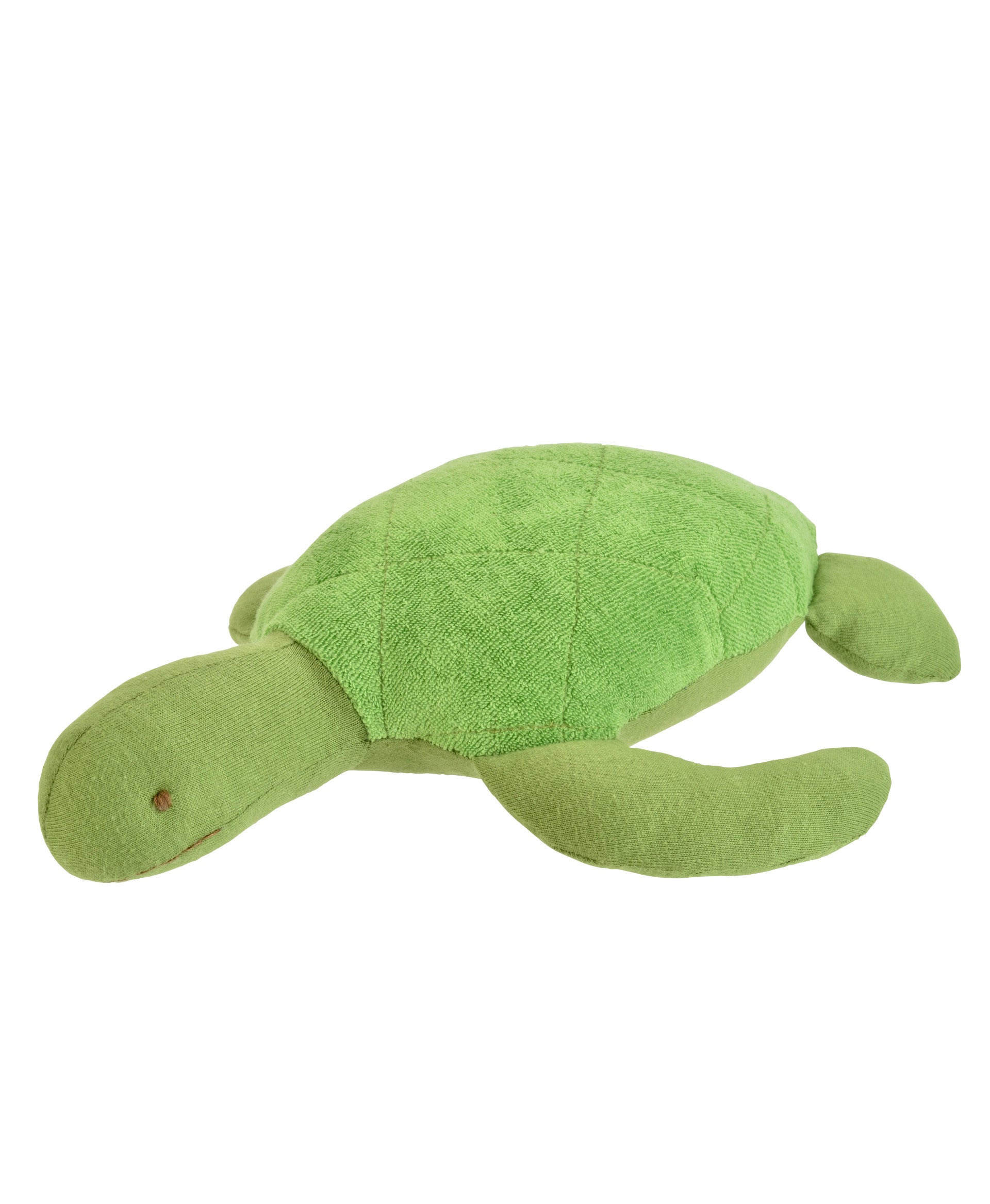 Stuffed Sea Turtle Organic Cotton Baby Toy Under The Nile