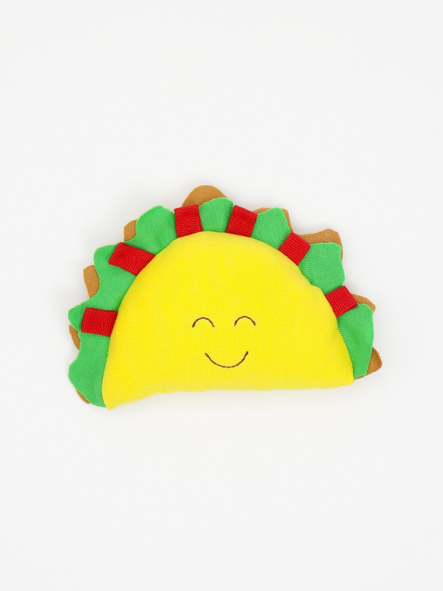 Taco Stuffed Toy