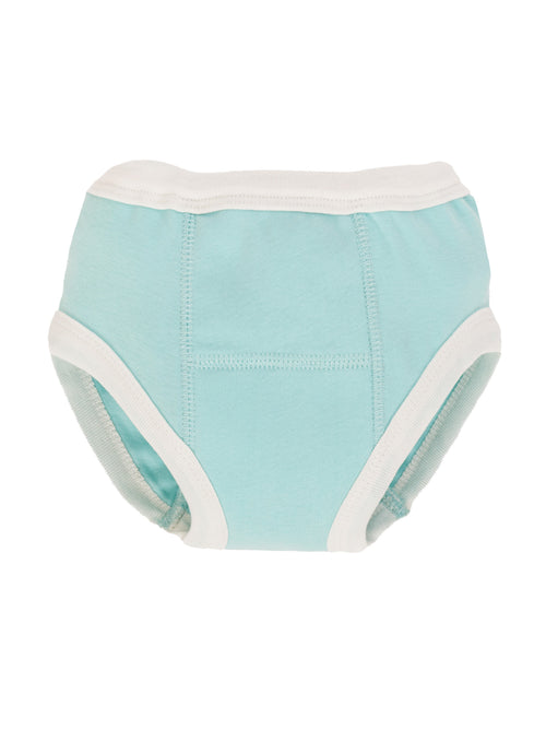 Potty Training Pants - Solid Aqua