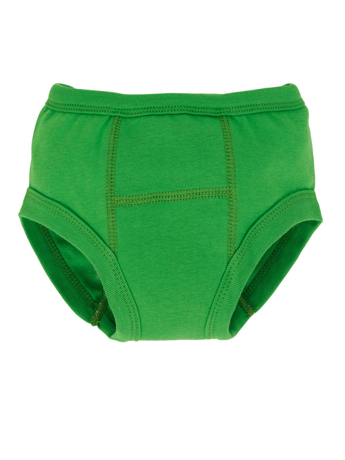 Potty Training Pants - Solid Green