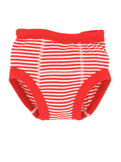 Potty Training Pants - Red Stripe