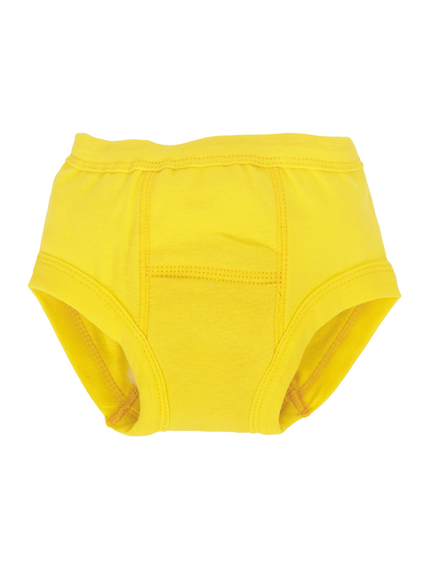 Potty Training Pants - Solid Yellow