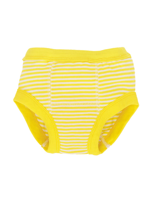 Potty Training Pants - Yellow Stripe
