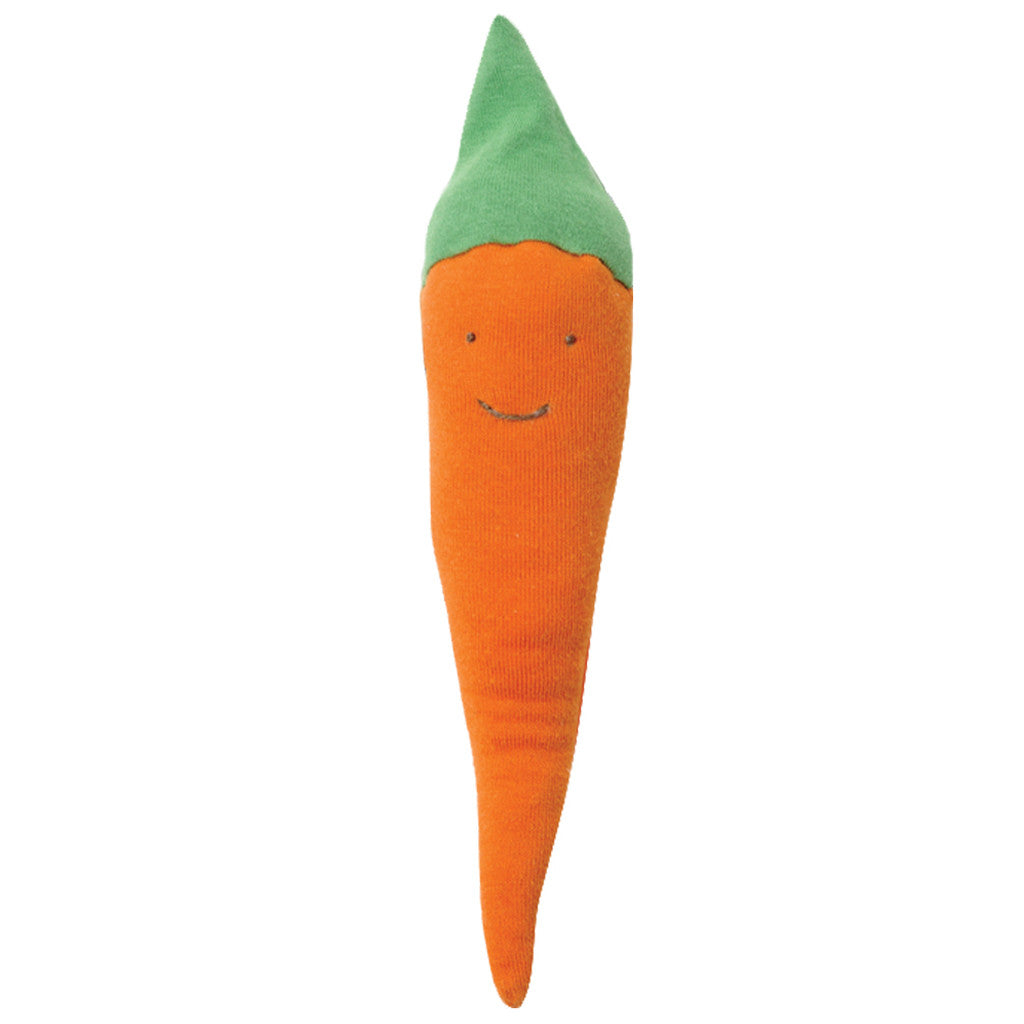 Carrot Stuffed Toy