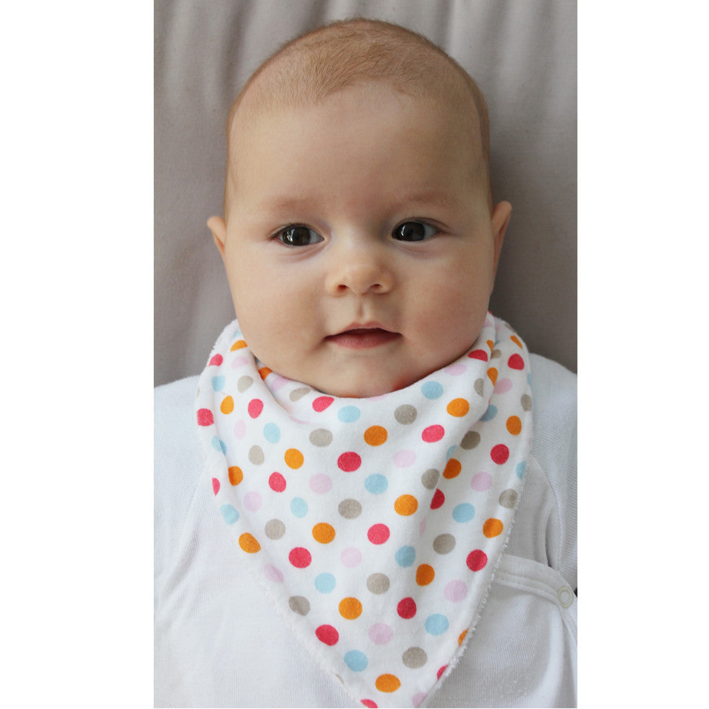 Baby Wearing Dribble Bib