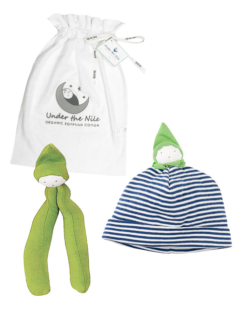Green Bean Gift Bag Set