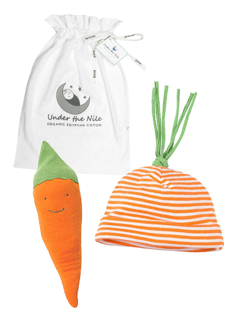 Carrot Gift Bag Set