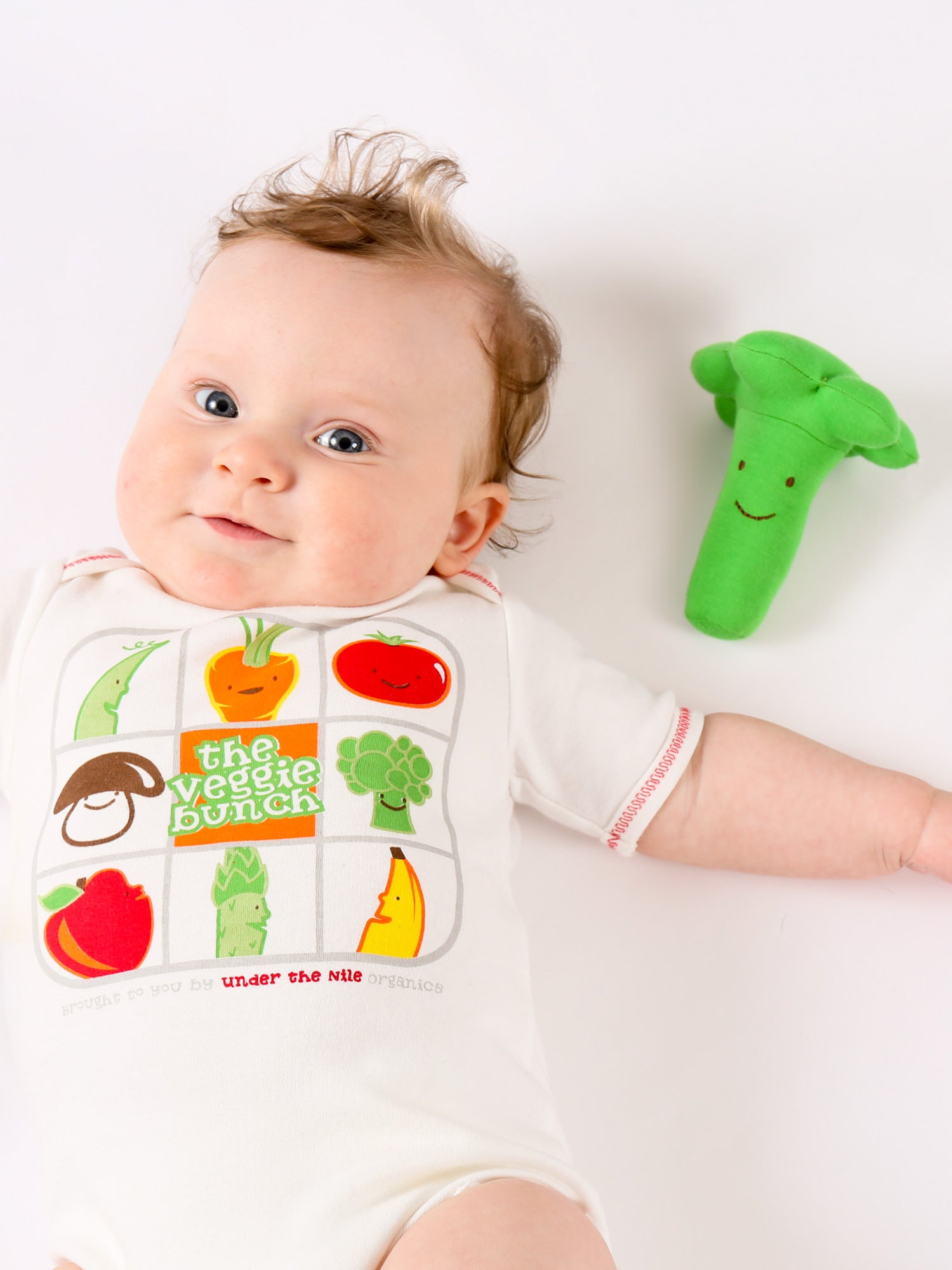 Broccoli Veggie Toy