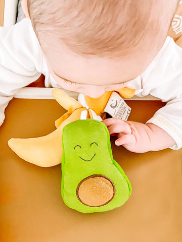 Baby's First Veggies Gift Bag Set