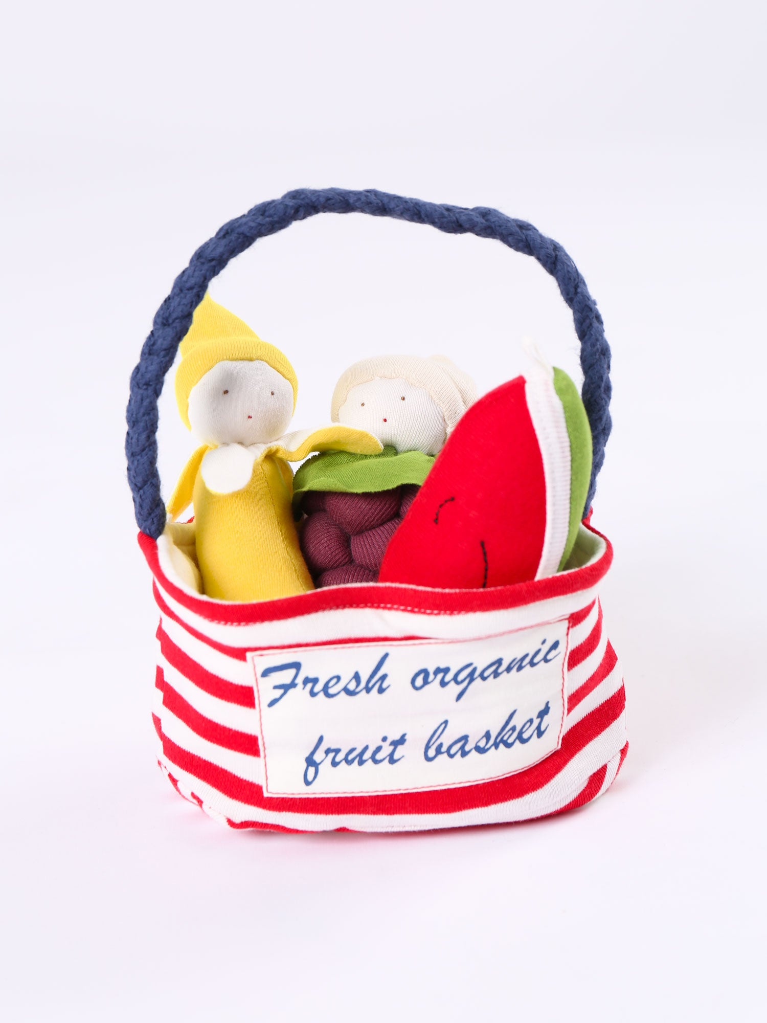 Fruit Tote Gift Set