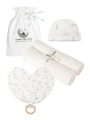 Muslin Sleeping Lovey - Sage at 20% off