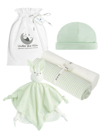 Cottontail Gift Bag Set