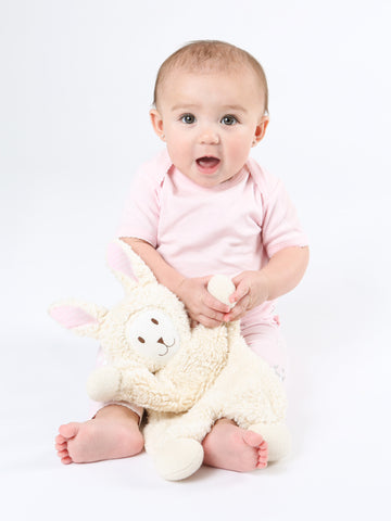 Scrappy Lamb Lovey - 6 Colors