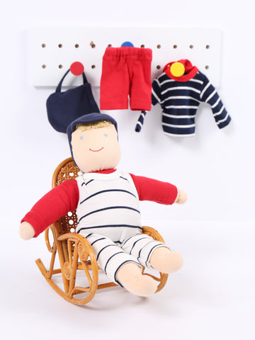 Sammy Dress Up Doll