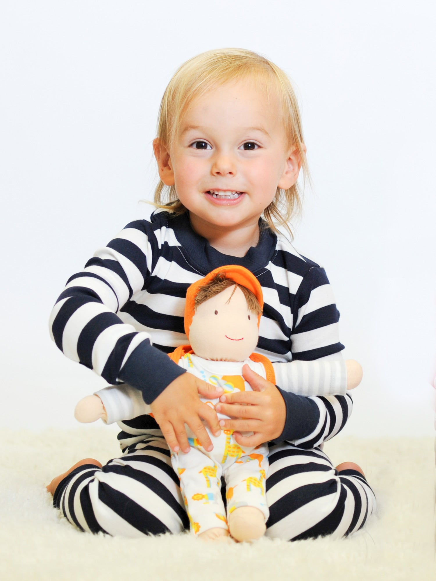 Jack Dress Up Doll - Safari Print