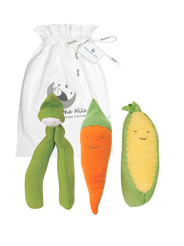 Corn Veggie Toy