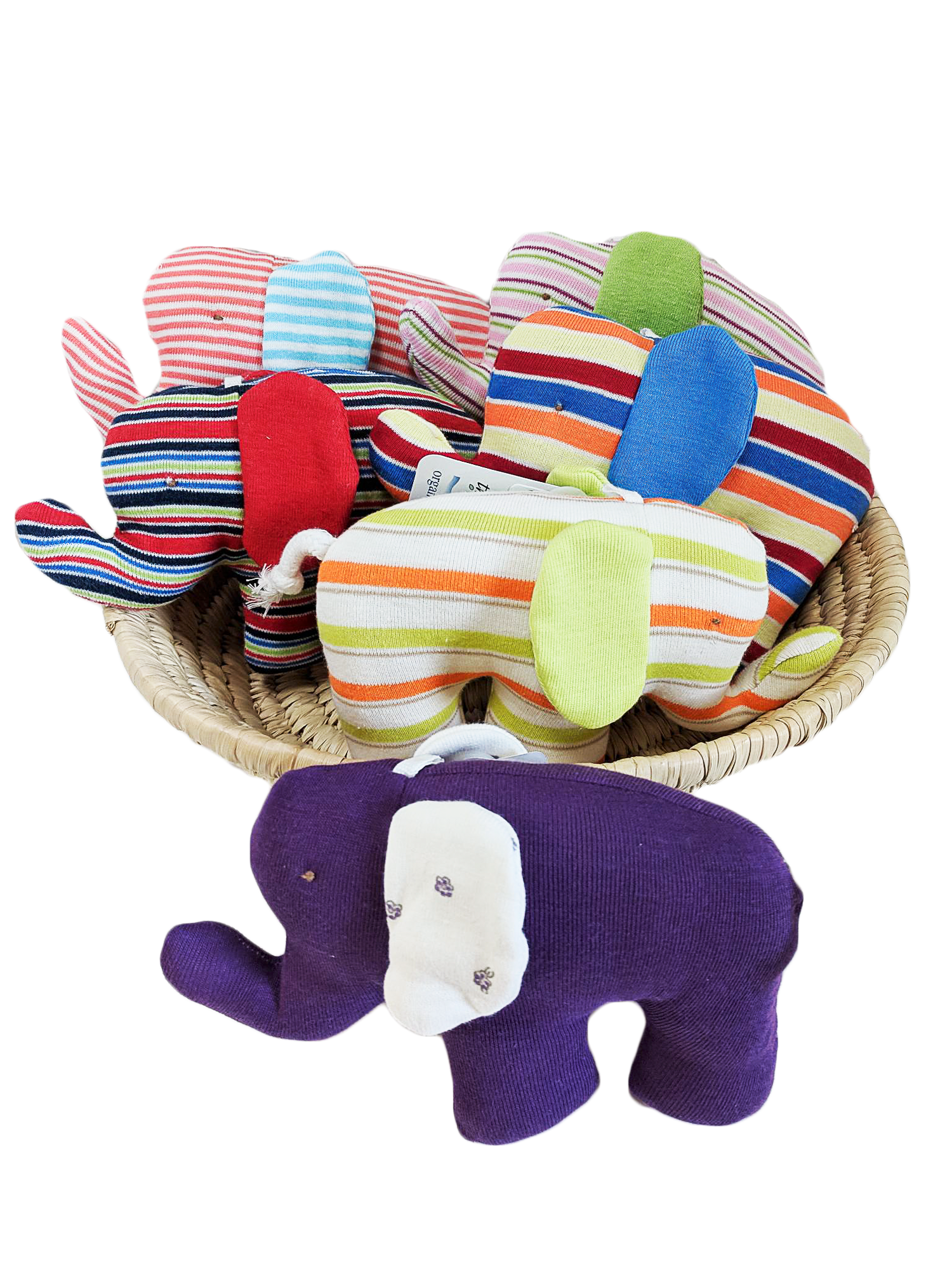 Scrappy Elephant - 1 Piece