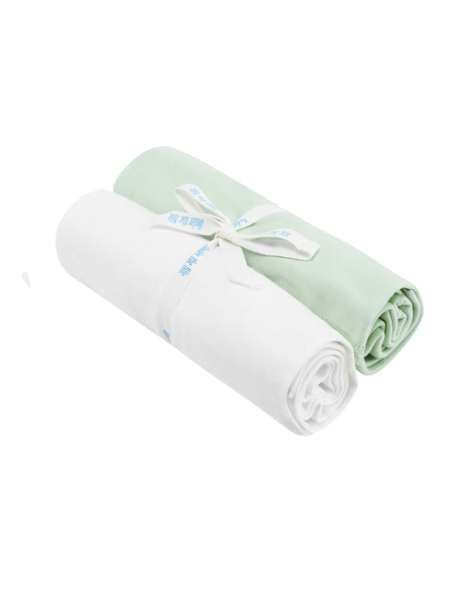 organic-cotton-baby-swaddle-blanket-sage-green