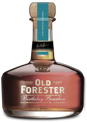 Old Forester Birthday Bourbon 750ml