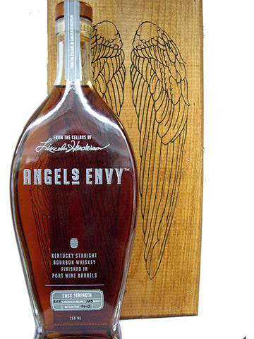 Angel's Envy Bourbon Whiskey Cask Strength