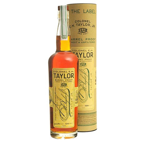 Colonel E.H. Taylor Barrel Proof 750ml