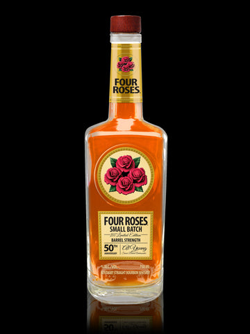 Four Roses Small Batch 2017 Limited Edition 50th Anniversary Al Young