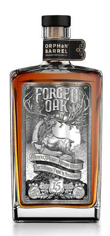 Orphan Barrel Forged Oak Kentucky Straight Bourbon Whiskey 750ML