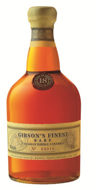 Gibson's Finest Rare Canadian Whisky 18 Year  750ML