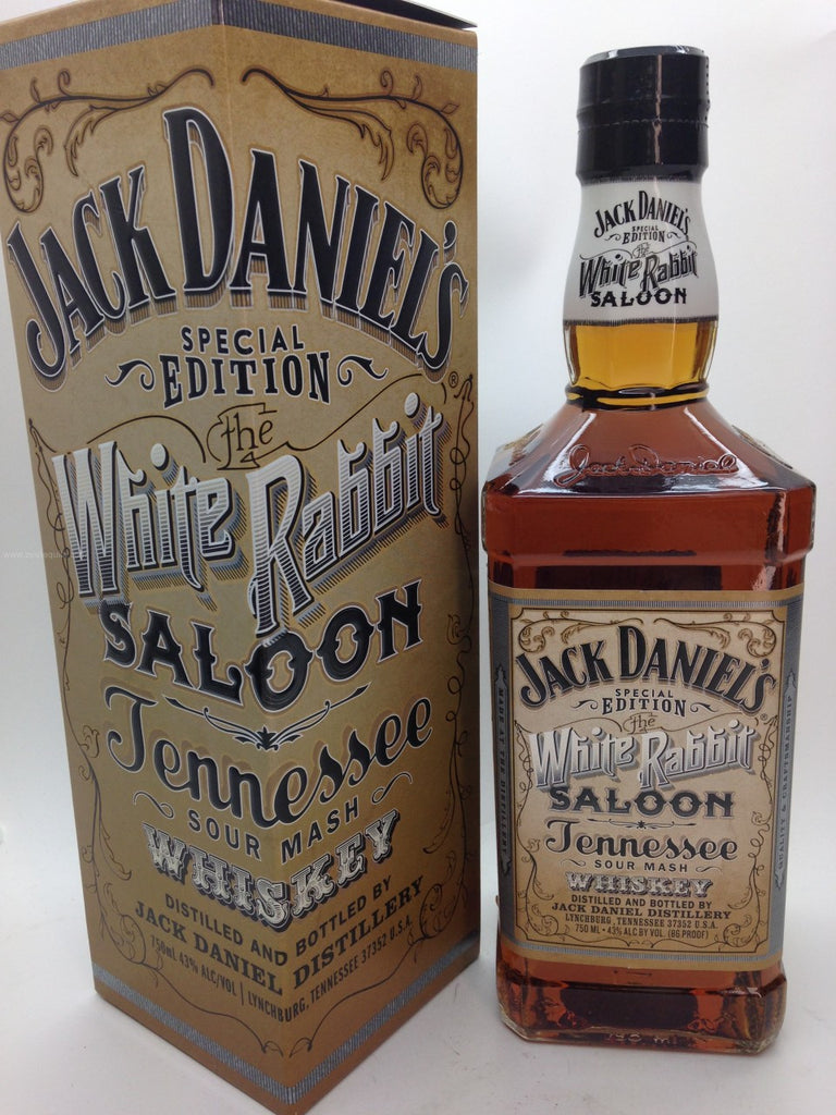 Jack Daniel's Special Edition White Rabbit 750ml