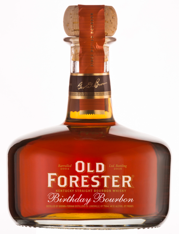 Old Forester Birthday Bourbon 2016