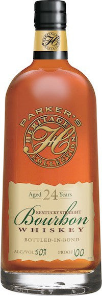 Parker's Heritage 24 Year Kentucky Straight Bourbon Whiskey