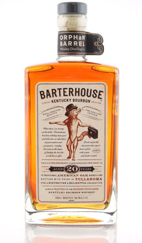 Orphan Barrel Barterhouse 20 Year Old Bourbon 750ml