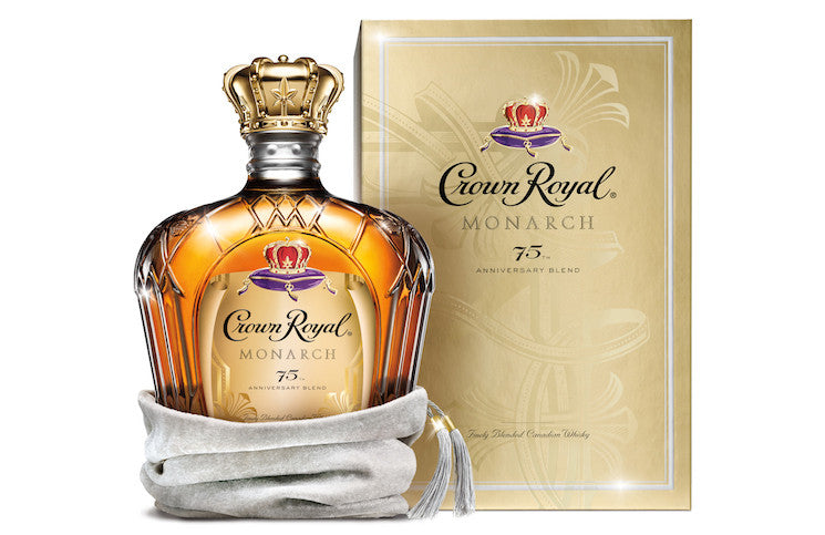 Crown Royal Monarch 75th Anniversary 750ml