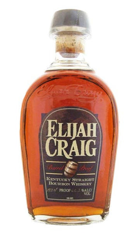 Elijah Craig Barrel Proof Batch 8 750ml