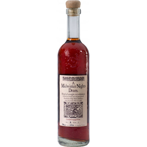 High West A Midwinter Nights Dram 750ml