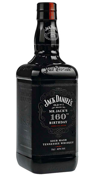 Jack Daniel's 160th Birthday 1850-2010 750ml