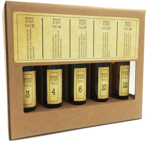 Jefferson's Wood Experiment Collection 200ml Set