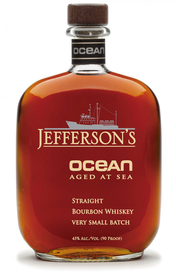Jefferson's Ocean Aged At Sea Kentucky Bourbon