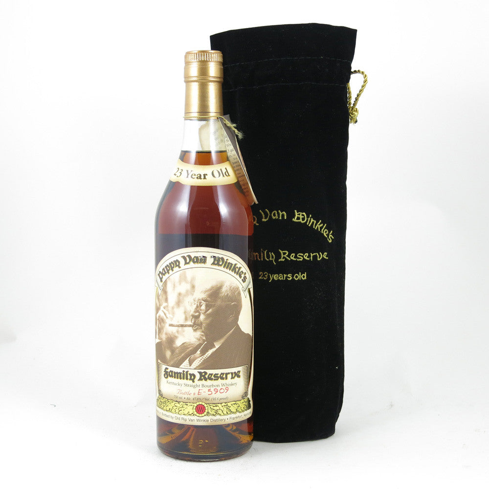 Pappy Van Winkle 23 Year Old Bourbon 750ml