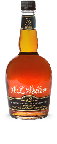 W.L. Weller 12 Year Old Bourbon 750ml