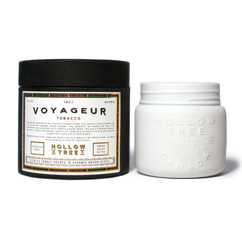 Hollow Tree Candles - Voyageur