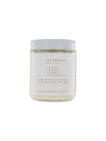 Roam by 42 Pressed - Los Angeles Candle