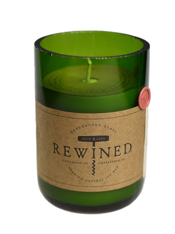 Rewined Signature Wine Bottle Candles - Merlot