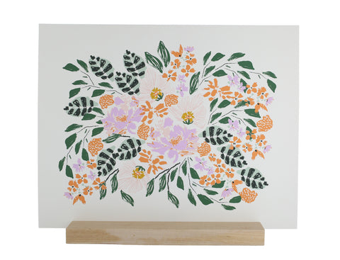 Lulie Wallace - Prints - Proud Peony