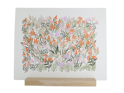 Lulie Wallace - Prints - Wildflower