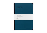 Darling Clementine RPS Collection -  A4 Folder - Petrol Blue