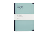 Darling Clementine RPS Collection -  A4 Folder - Dusty Mint