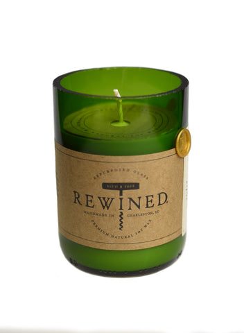 Rewined Signature Wine Bottle Candles - Spiked Cider